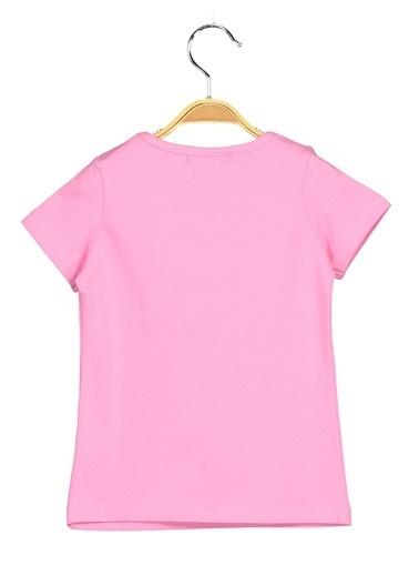 Fresh Company Tişört Pembe